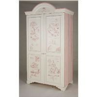 Children's Play Toile Armoire