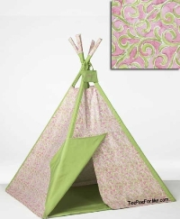Loopty Loo Indoor Tee Pee