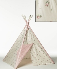 Rose Petal Indoor Tee Pee