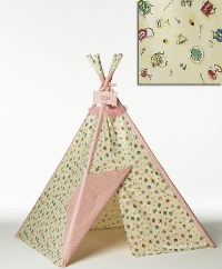 Tea Party Indoor Tee Pee