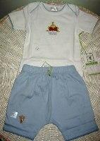 Frog Prince Short Set