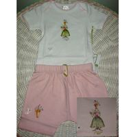 Princess Short Set