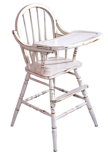 Helena Vintage High Chair