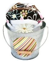Chocolate Bouquet Pail